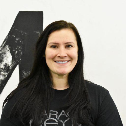 Kandice The Garage Gym Trainer