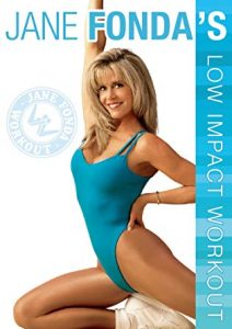 Jane fonda image low impact workout
