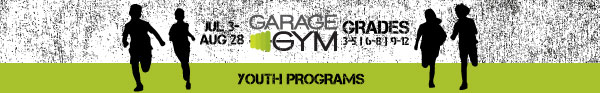 Youth Fitness Summer Program for the Garage Gym in Amherstburg and Kingsville