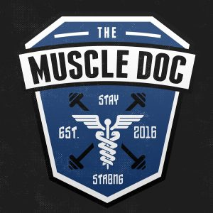 the muscle doc logo