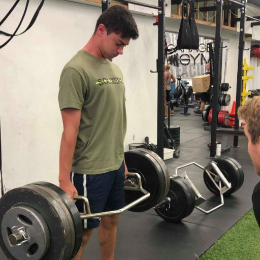 luca-The Garage Gym-teen-Soldier-Program-blog in Amherstburg and Kingsville Ontario