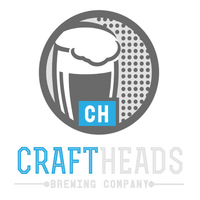 Craftheads Brewing Co. logo