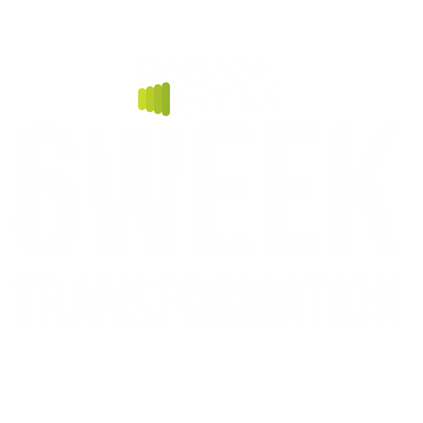 6-Week-Transformation logo by the Garage Gym