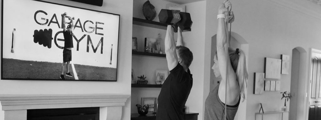couple-training-online-at-home-with-the-garage-gym